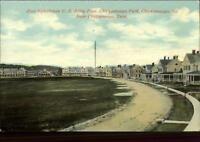 Fort Oglethorpe Chickamauga Park GA c1910 Postcard