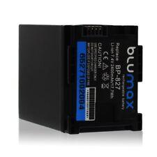 Akku accu battery für Canon BP-807; BP-809; BP-819 BP-819D; BP-827; BP-827D neu