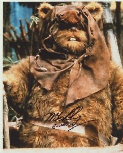 """Michael Henbury In Person signed 10"""" x 8"""" photograph - Star Wars - P286"""