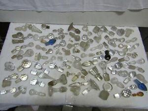 lot de 92 bouchons de carafe ancien