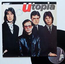 """LP Utopia (Todd Rundgren)  """"Utopia - Libertine"""" - (B/TB)"""