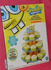 SpongeBob SquarePants,Cupcake/Treat Stand,Cardboard,Wilton,1512-5130,Yellow