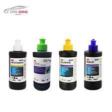 3M Ultrafina SE + 3M Fast Cut Plus Extreme+ 3M Extra Fine + 3M Fast Cut Compound