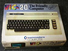 Commodore Vic-20 Personal Home Computer with Original Box