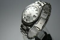 Vintage 1966 JAPAN SEIKO SEIKOMATIC WEEKDATER 6206-8160 26Jewels Automatic.