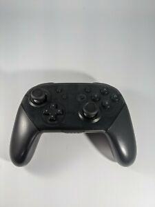 Genuine Nintendo Pro Controller Wireless for Nintendo Switch - No Box - VG