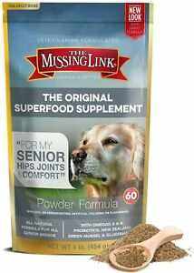 The Missing Link Hips & Joints Senior Dogs 1lb