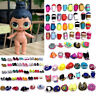 LOL Surprise Holiday Bling Series Honey Bun Doll &Random Outfit shoes BottleToy