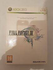 Final Fantasy XIII edicion limitada para coleccionistas español NUEVO xbox 360