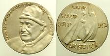 Medaglia Papa Giovanni XXIII Concilio Ecumenico Vaticano 1962 - Ag mm35