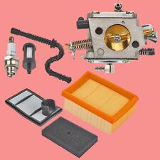 42231200600 Carburetor For Stihl TS400 Saw Fuel line filter Air Pre Inner filter