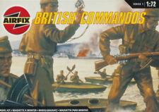 AIRFIX 1/72 (20mm) SECONDA GUERRA MONDIALE British Commandos