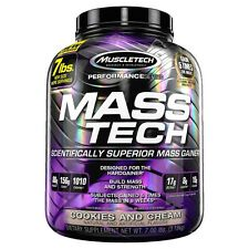 Mass-Tech Performance Series 7lbs (3.2kg) Muscletech muscle mass gainer