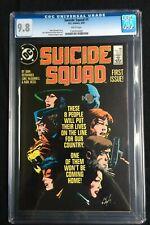 Suicide Squad #1 CGC 9.8 1347810001