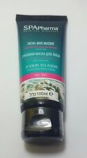 SPA Pharma DEAD SEA MINERALS FACIAL MUD MASQUE for dry skin 100ml made in israel