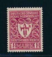 DT. REICH 1922, Mi. 199 b **, Farbabart geprüft INFLA!! Mi. 90,--!!