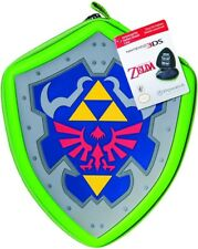 Nintendo 3DS - The Legend of Zelda - Hylian Shield - Universal Carry Case - NEW