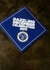 New Royal Caribbean Cruises Dazzling December Celebration 2011 Magnet