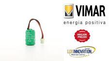 VIMAR 00910 BATTERIA RICARICABILE NI-MH 4,8V 80MAH vimar