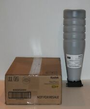 Kodak Nexpress 2100 25000 1 Case KH2252000 Yellow & 1 Bottle KH2252100 Black-NEW