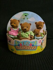 Li'l Woodzeez Healthnuggle Bears