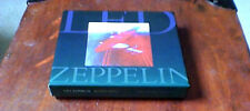 LED ZEPPELIN BOXED SET2 1st US 2CD + BOOK DELUXE US BOX SET 1993 Near Mint