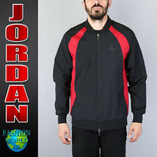 3f320f85f7aa47 New listing NIKE MEN S SIZE 2XL JSW AIR JORDAN WINGS MUSCLE JACKET 843100  016 BLACK RED