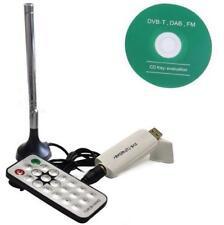 USB 2.0 DVB-T2/T DVB-C TV Tuner Stick USB Dongle for Vista/Win7/Win 8/Win 10