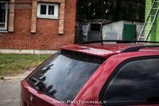 BMW e39 5 series TOURING aerodynamic SPOILER TAILGATE REAR ROOF Cover Trim lip