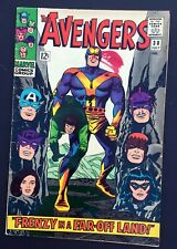 AVENGERS #30 - 1965 Marvel Comics - Scarlet Witch! Quicksilver! Captain America!
