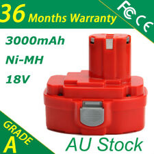 18V Battery For Makita Heavy Duty 93102-0,193140-2,193159-1,1822,PA18,4334D,5000