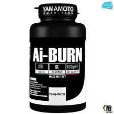 Ai-BURN di YAMAMOTO NUTRITION - 120 cpr Termogenico Bruciagrassi