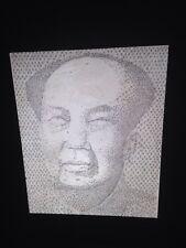 """Hans-georg Rauch """"En-Mass: Mao Tse-Tung"""" German Art 35mm Slide"""
