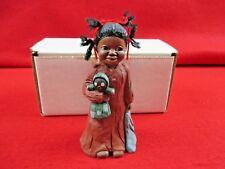 """All God'S Children By Miss Martha Originals Figurine """"Prissy"""" Edition #108"""