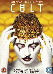 American Horror Story S7: Cult [DVD][Region 2]