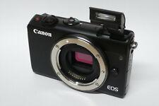 Canon EOS m100 carcasa/body negro B-Ware distribuidores m 100