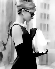 Audrey Hepburn Breakfast At Tiffanys #20 Pop Art Canvas 16 x 20 # 1564