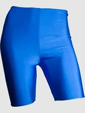 New Lycra Short Cycling Shorts PE School Sports  Dancing Athletics Mens Womens