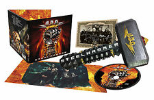 U.D.O. Steelhammer Box set Autographe card bonus tracks & kick ass hammer udo