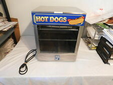 APW Wyott Hot Dog and Bun  Warmer Steamer DS-1A Nice Stainless Steel