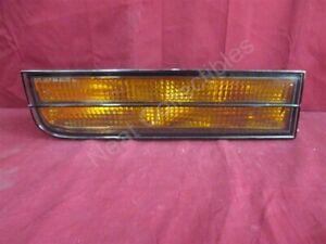 NOS OEM Buick Skyhawk Park Lamp 1987 - 89 Left Hand