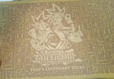 Yu Gi Oh! Yugi's Legendary Deck YGLD-EN A/B/C Cards -1st Edition Rare Singles