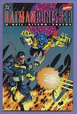 Batman Punisher Lake of Fire 1994 Prestige Format O'Neil Kitson Pascoe DC m