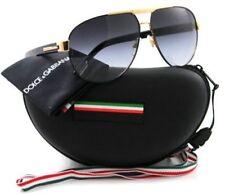 99892303570 Dolce Gabbana Gold Sunglasses for Women for sale