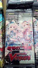 Cardfight Vanguard: VG-EB10 Sealed Booster Packs Extra Booster: Divas Duet