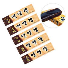 Korean Traditional Food Sweet Red Bean Jelly 'Yanggaengae'-5pcs