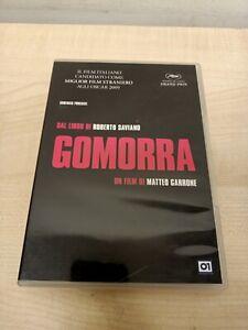 DVD GOMORRA DAL LIBRO DI ROBERTO SAVIANO GARRONE PROCACCI (MIS)