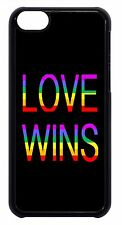 Gay Lesbian LGBT Rainbow Pride Black/White  Cute Case Cover For Apple iPod 4 5 6