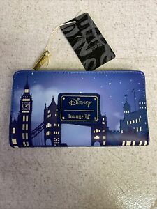 Loungefly Disney Peter Pan Wallet IN HAND
