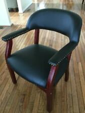 Used Chair Black and Red Good Quality
